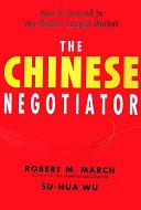 The Chinese Negotiator