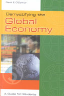 Demystifying the Global Economy Book PDF