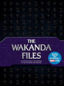 The Wakanda Files Pdf