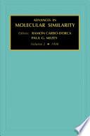 Advances in Molecular Similarity Book