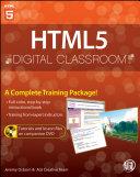 HTML5 Digital Classroom [Pdf/ePub] eBook
