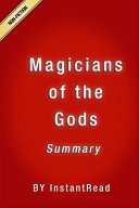 Magicians of the Gods Book
