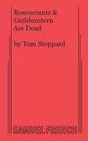 Rosencrantz   Guildenstern are Dead Book