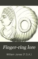 Finger-ring Lore