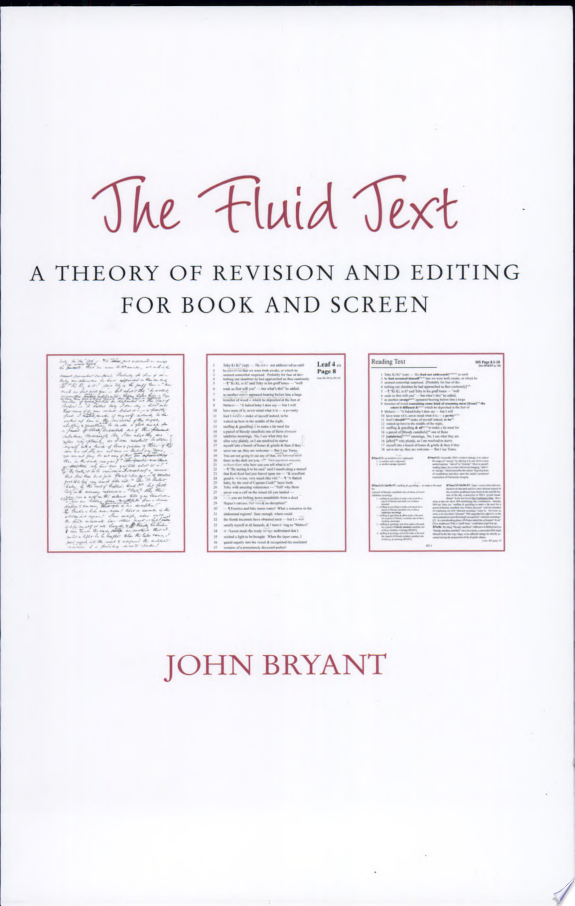 The Fluid Text
