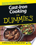 """Cast Iron Cooking For Dummies"" by Tracy L. Barr"