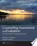 Counseling Assessment And Evaluation PDF