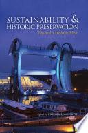 Sustainability   Historic Preservation