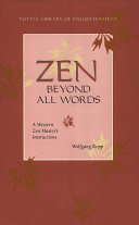 Zen Beyond All Words
