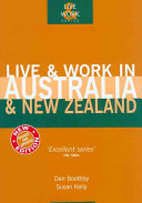 Live   Work in Australia and New Zealand