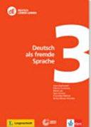 Öffnen Sie das Medium Deutsch als fremde Sprache von Barkowski, Hans im Bibliothekskatalog