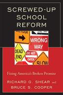 Pdf Screwed-Up School Reform