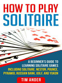 Pdf How To Play Solitaire Telecharger