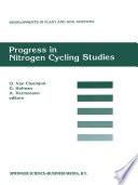 Progress in Nitrogen Cycling Studies Book