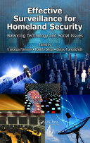 Effective Surveillance for Homeland Security Pdf/ePub eBook