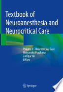 Textbook of Neuroanesthesia and Neurocritical Care Book