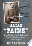 Alias   Paine