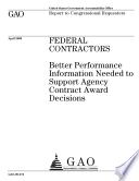 Federal Contractors