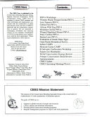 CBSG News Book