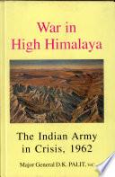 War In High Himalaya