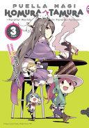 Puella Magi Homura Tamura  Vol  3