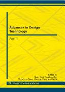 Advances in Design Technology Pdf/ePub eBook