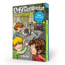 A To Z Mysteries Boxed Set Collection 1 Books A B C D