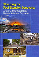 Planning for Post disaster Recovery