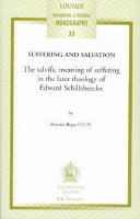 Suffering and Salvation