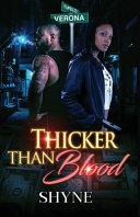 Thicker Than Blood Book PDF