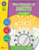 Five Strands Of Math Drills Big Book Gr Pk 2