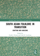 South Asian Folklore in Transition