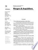 Telecom Mergers Acquisitions Book PDF