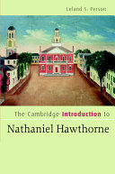 The Cambridge Introduction to Nathaniel Hawthorne ebook