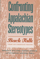 Confronting Appalachian Stereotypes