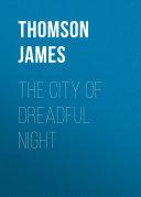 The City of Dreadful Night Pdf/ePub eBook