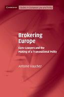 Brokering Europe
