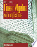 Linear Algebra with Applications