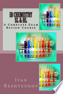 Ib Chemistry Sl & Hl