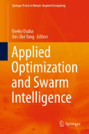 Applied Optimization and Swarm Intelligence