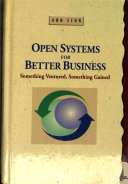 Open Systems for Better Business