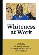 Whiteness at Work Pdf/ePub eBook