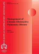 Management of Chronic Obstructive Pulmonary Disease