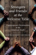 Strangers and Friends at the Welcome Table