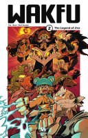 Pdf WAKFU MANGA - Tome 2 : The Legend of Jiva
