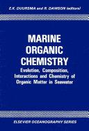 Pdf Marine Organic Chemistry Telecharger