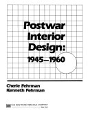Postwar Interior Design