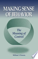Making Sense of Behavior