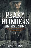 Peaky Blinders  The Real Story