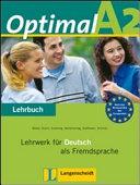 Optimal A2 - Lehrbuch A2: Lehrwerk für Deutsch als Fremdsprache